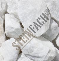 Extra White Marmor Bruchstein 40/60