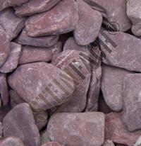 flat pebbles violett