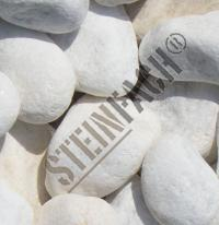 Crystal White boulders 40/80
