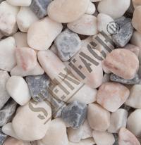 Frozen Pink pebbles 14/25